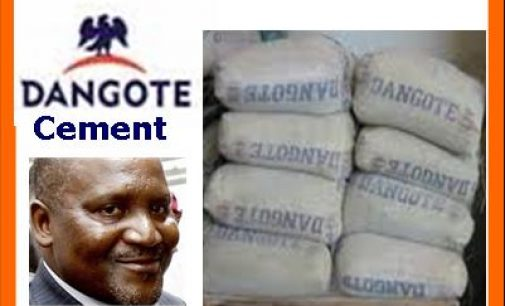 IDEA OF THE WEEK: AFRICA'S DANGOTE CEMENT IS PAVING THE WAY TO A BRIGHT FUTURE