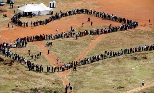 Voter turnout for SA election on the up across Africa