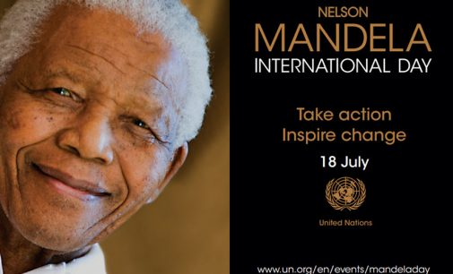 Honouring Nelson Mandela's Legacy, UN pledges Acts of kindness And Goodwill