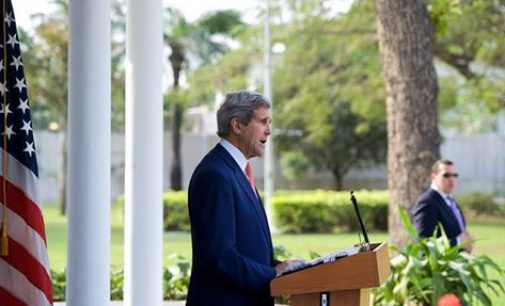 Kerry Offers Support To Struggling Tunisia