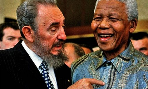 Fidel Castro and the Cuban Role in Defeating Apartheid  //  Fidel Castro Et Le Rôle De Cubain A Vaincre L'Apartheid
