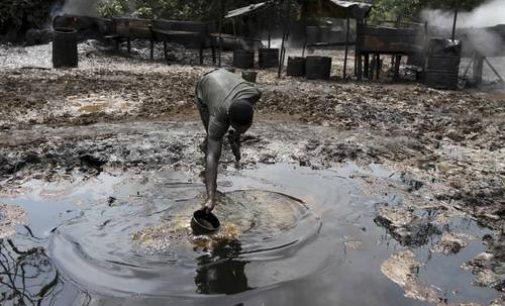 Oil Spill in The Niger Delta