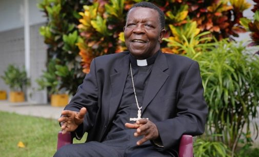 African Prelate Urges Youth: Stay in Africa, Avoid Lures of Decadent West