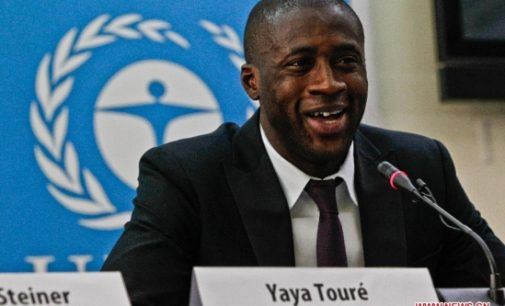 Yaya Touré Take To Twitter To Applaud Kenyan Athletes At IAAF World Athletics Championships