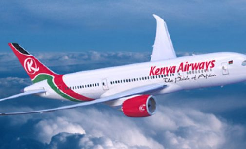 Loans May Help Kenya Airways Take Delivery of Boeing 787s