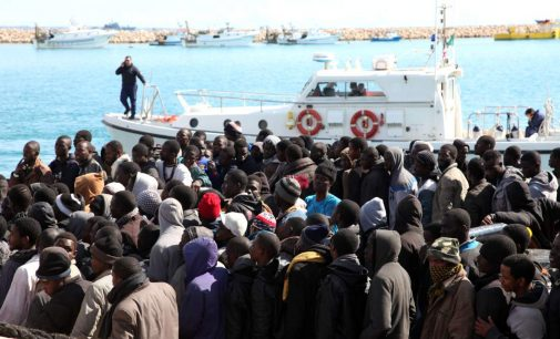 Italy Rescues Some 600 Migrants Off Libyan Coasts