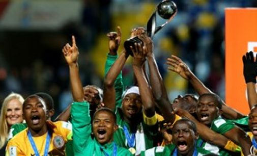 GOLDEN EAGLET OF NIGERIA WINS THE WORLD CHAMPION U17 IN A GRAND STYLE