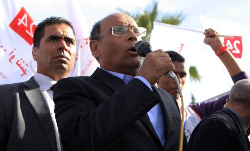 Tunisian Security Tells Former President He is Target of Terrorist Plot Tuesday, 24 November 2015 15:19
