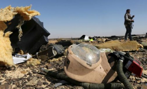Russian Airline Blames Egypt Crash on 'External' Factors