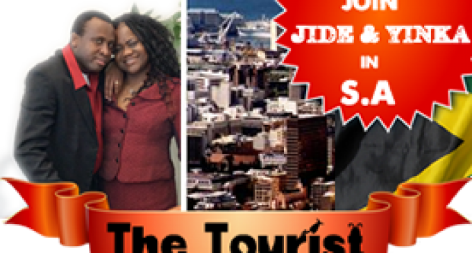 COMING SOON : JIDE & YINKA DOCUMENTARY TOURIST PROJECT ACROSS AFRICA